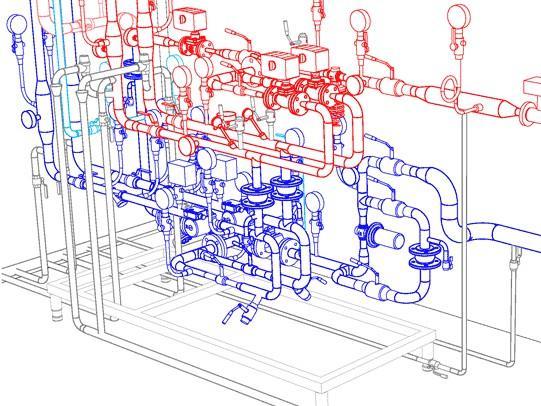 проектирование индивидуальных тепловых пунктов