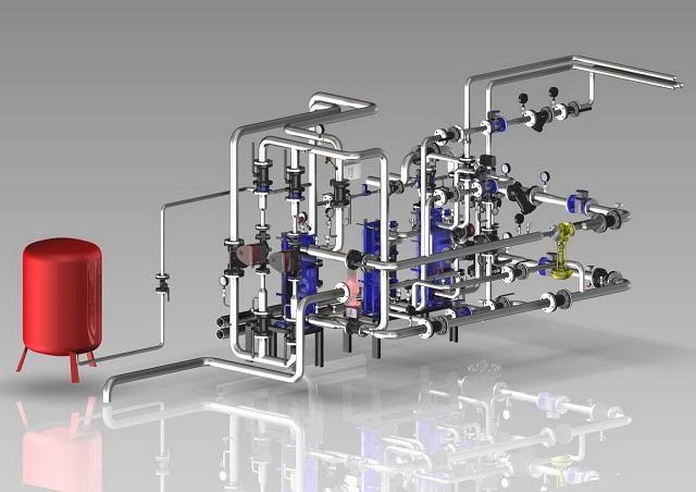 модульная котельная или централизованное теплоснабжение